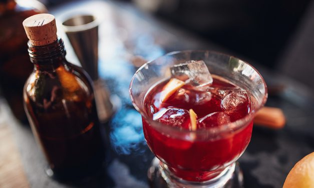 Cocktails in Columbus