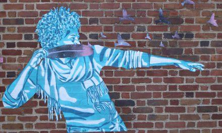 Artist Stephanie Rond
