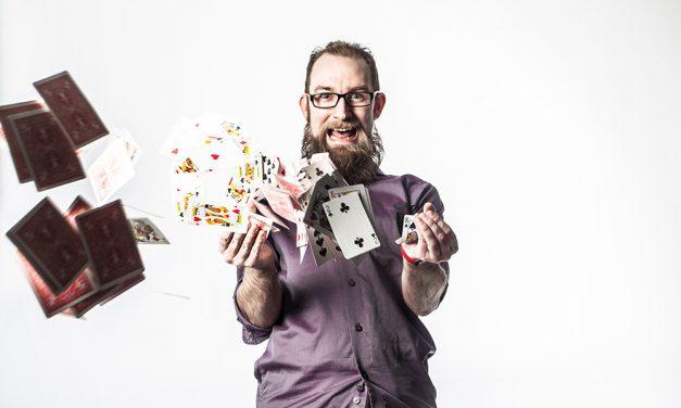 65: Magician Erik Tait