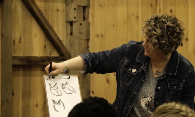Artist & Educator Charlotte Belland