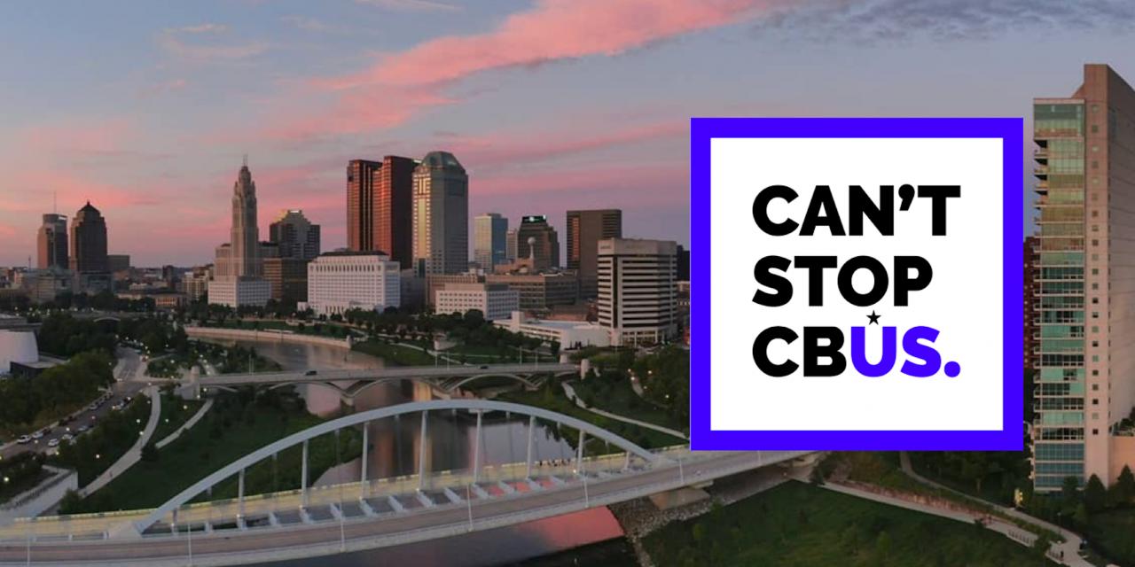 Can't Stop Columbus